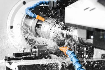 Schweiger CNC machining centre