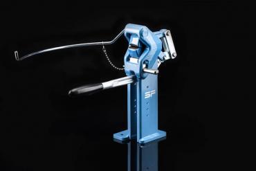 Schweiger Peening Machine